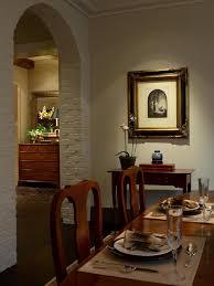 lighting frames. Artwork Showcased In Traditional Dining Space Lighting Frames P