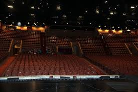 Coaster Theater Seating Chart The Sight And Sound Theater Seat 2085 Picture Of Sight