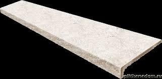 <b>Gresmanc Evolution</b> White stone <b>Ступень фронтальная</b> 33х120 ...