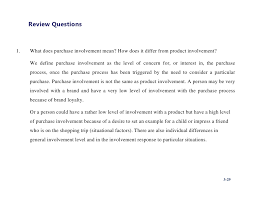 bb practice essay questions and mcq part one chapters  review and discussion questions chapter three problem recognition 3 28 29