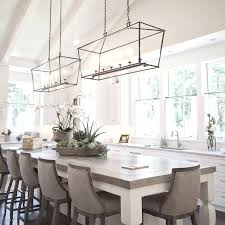 kitchen hanging lights over table excellent ideas lighting over