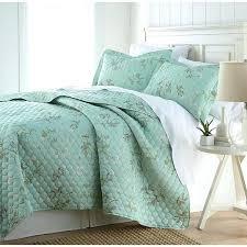 gallery of linen crochet duvet cover set simply shabby chic