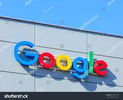 google office switzerland. Zurich, Switzerland - 20 April, 2016: Google Sign On The Wall Of Office