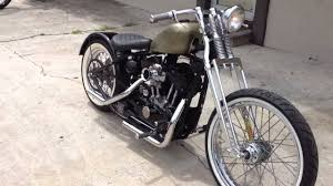 1987 sportster bobber youtube