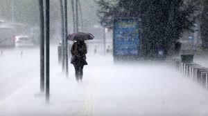 Son dakika yağmur başladı! Meteoroloji 29 Kasım hava durumu - Son Dakika  Haberleri İnternet