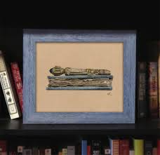 doctor office decor. River Song Sonic Screwdriver On Diary Silence In The Library Doctor Who Office Decor. \ Decor