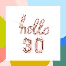 <b>30</b> Ideas for Your <b>30th Birthday</b> Party | Brit + Co
