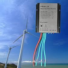 buy generic 24v 600w waterproof wind turbine generator battery 24v 600w waterproof wind turbine generator battery charge controller regulator