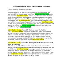 environmental problems essay in english docoments ojazlink essay environment pollution huanyii com