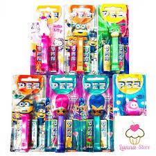Thanh đổi kẹo Pez Candy thanh 16.4g - Mỹ ??