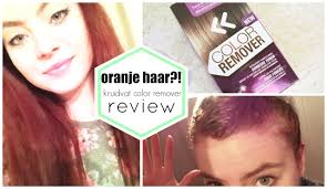 Colour Remover Kruidvat Review L L L