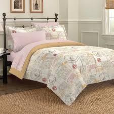 Bedspread Travel Themed Comforter