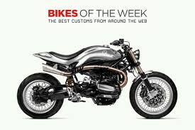 custom bikes of the week 7 january 2018 the best cafe racers scramblers