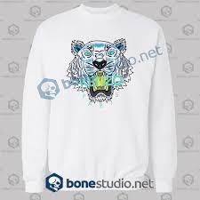Kenzo Size Chart Kenzo Sweatshirt Unisex Size S M L Xl 2xl 3xl