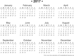 Printable 2017 Calendar Calendars For 24 Besikeighty24co 11