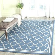blue indoor outdoor rug blue indoor outdoor carpet blue beige indoor outdoor rug 5 3 x