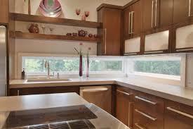 mid century modern galley kitchen. From Hgtv Small Mid Century Modern Galley Kitchen Design L