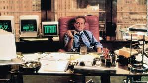 Image result for wall street stockbroker