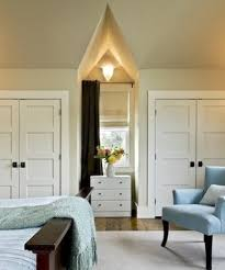 If You Have A Room That Already Has A Striking Detail Like This Vaulted  Nook, You Wonu0027t Want Your Trim To Compete With It.