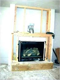 gas fireplace insert installation cost installing gas fireplace insert gas fireplace insert direct vent fireplace installation