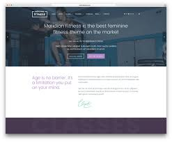 fitness timetable template 30 best wordpress fitness themes 2018 for gym and fitness centers