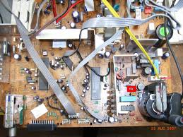 circuit diagram sansui san7600 tv electronics forum circuits sansui board location jpg