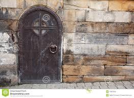 Old Doors Old Metal Doors Royalty Free Stock Image Image 9941936