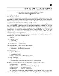introduction lab report essay writing center introduction lab report