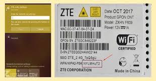 Mengetahui password router zte f609 melalui telnet. 10 Password Zte F609 Terbaru Dan Cara Reset Modemnya