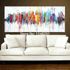 turquoise wall art modern abstract oil paintings on canvas turquoise wall art paintings for living room home decor pictures hand painted new in painting