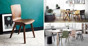 modern wooden furniture. Furniture Ideas - 14 Modern Wood Chairs For Your Dining Room Wooden N