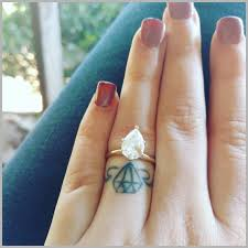 Extraordinary Tattoo Wedding Rings Pics Of Ring Accessories 424569