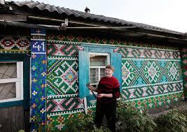 Bottle Cap Decorations 100100 Bottle Caps Decorate Russian Pensioner's Home 50