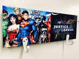 super hero decor kids room decor