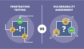 Vulnerability assessments and penetration testing