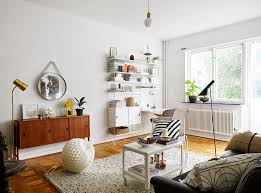 A Swedish apartment with a mid-century touch (my scandinavian home ...