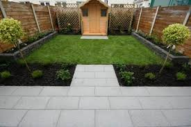 Small Picture Small Garden Designs No Grass Best Garden Reference