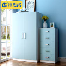 get quotations yasi luo children s two door wardrobe chest of drawers small wardrobe simple wardrobe closet minimalist modern