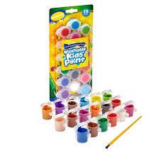 <b>New Fashionable</b> Kids Poster Paint,18 Coloured Mini Pots Of <b>Diy</b> ...