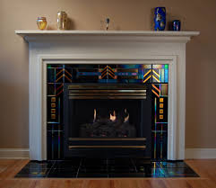 classic fireplace tile ideas