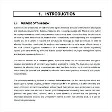 Engineering Technical Report Template Engineering Report Template Printable Engineering Report Template