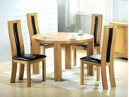 light oak dining table and 6 chairs table 6 chairs oak dining chairs used cucina extending