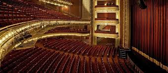 Hobby Center Seating Chart View Dress Circle Seating Privatebank Theatre Chicago Hobby