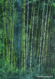 55 best Bamboo quilt ideas images on Pinterest | Bamboo, Textiles ... & Bamboo, a handpainted, couched and quilted wall hanging Adamdwight.com