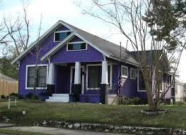 Purple House Exterior, Tallahassee