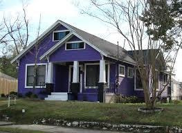 purple house exterior tassee