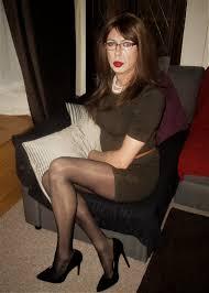 For mature pantyhose wife