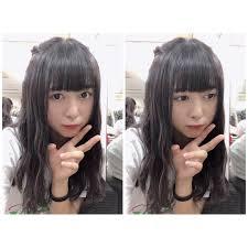 池田 あおい On Instagram ちゅむヘアメイクさんがやってくれ