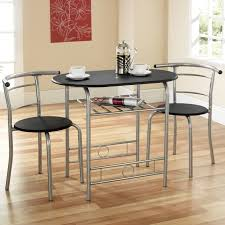 compact dining furniture. Cool 2 Seat Compact Dining Table Sets In Black On Natural Wooden Laminated Panel Floor Design Furniture I