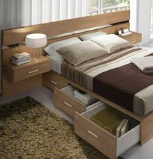 bedroom design wood bed compartments storage natural materials. 66 Bedrooms  Design Ideas For Your Healthy